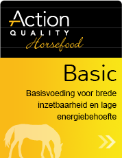 basic action quality horsefood label