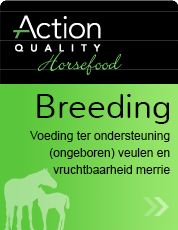 breeding action quality horsefood label